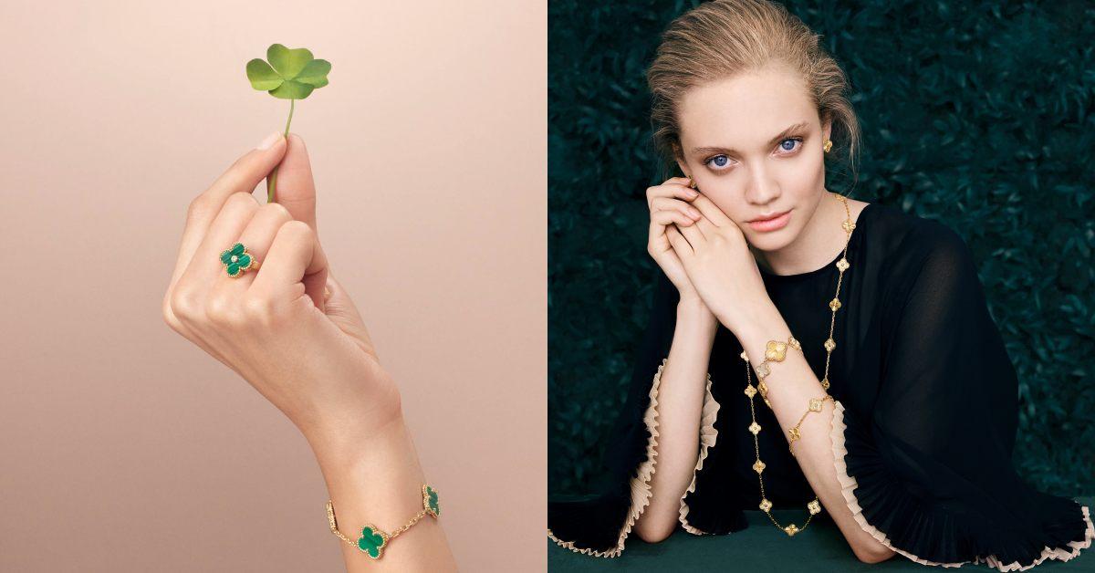 【10Why個為什麼】四葉草為何是許多女孩的第一件珠寶?百年經典品牌用這10招,繼續留住新世代女孩的心