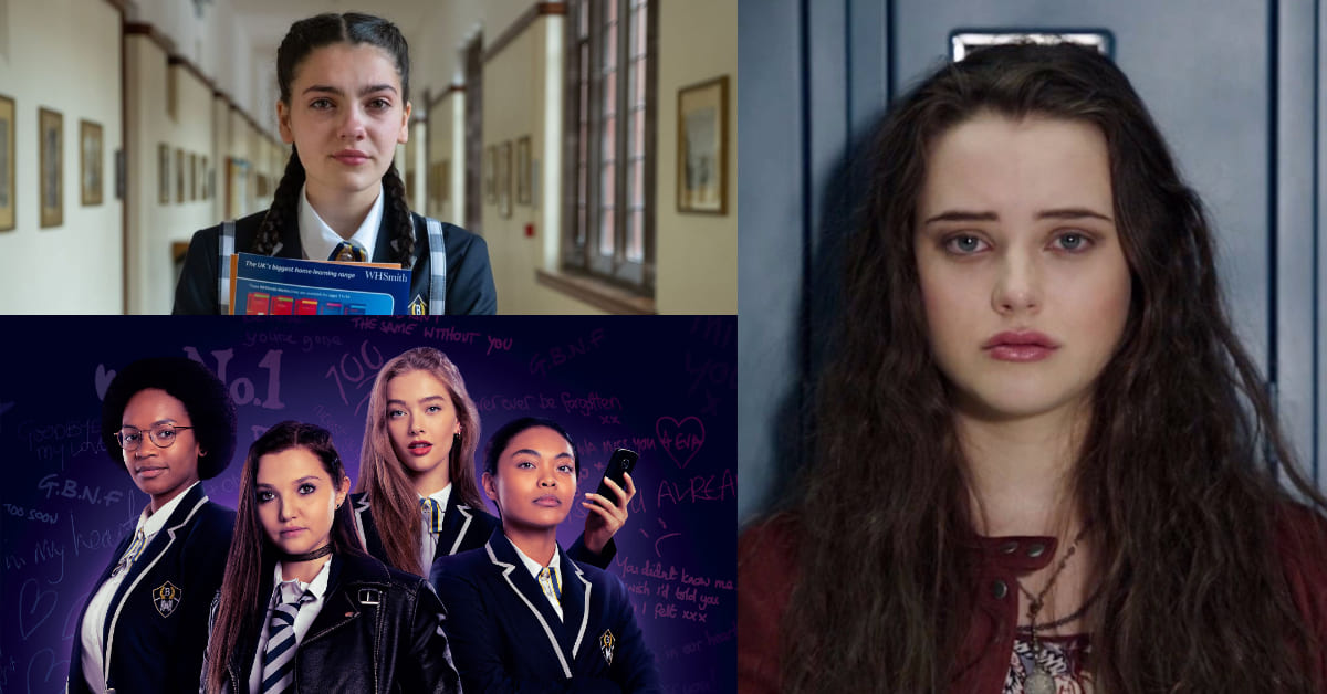 《漢娜的遺言》遲來的正義! Netflix英劇《正義高材生》4大精選看點,女力團結懲罰校園惡霸!