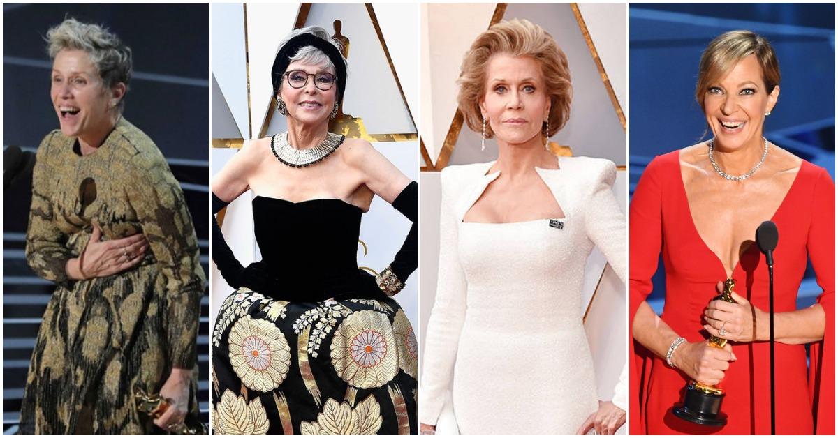 女人的魅力全靠自信!從四個好萊塢資深女星身上學到的事