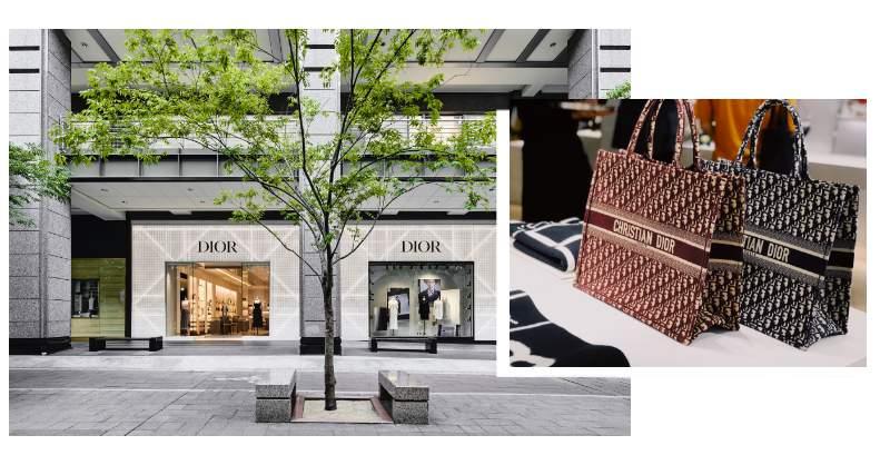 Dior 把 Logo包風潮帶回來了!品牌新光三越 A4 概念店正式開幕,這5款絕對讓你荷包失守!