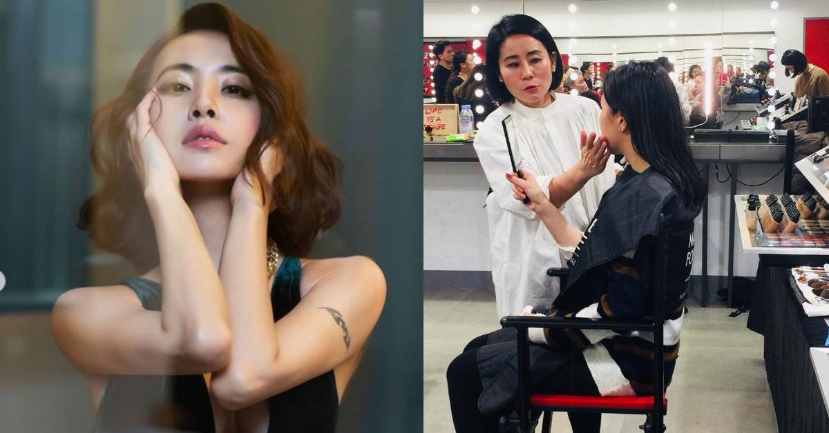 揭開天后Jolin彩妝師簡淑玲的秘密!只要用過「它」,再也不知道什麼是脫妝!