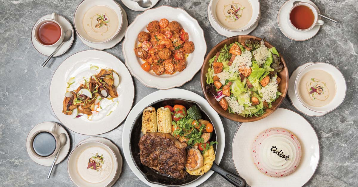 【賽門專欄】驢子餐廳春季新菜登場 「這道」超大料理每桌必點