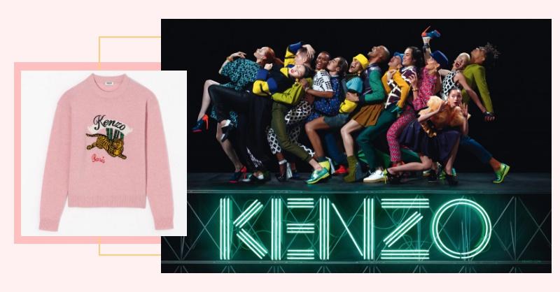 【2018聖誕倒數 Day 11】一顆虎頭擄獲部落客、名人的心,Kenzo的時尚魅力誰擋得住?