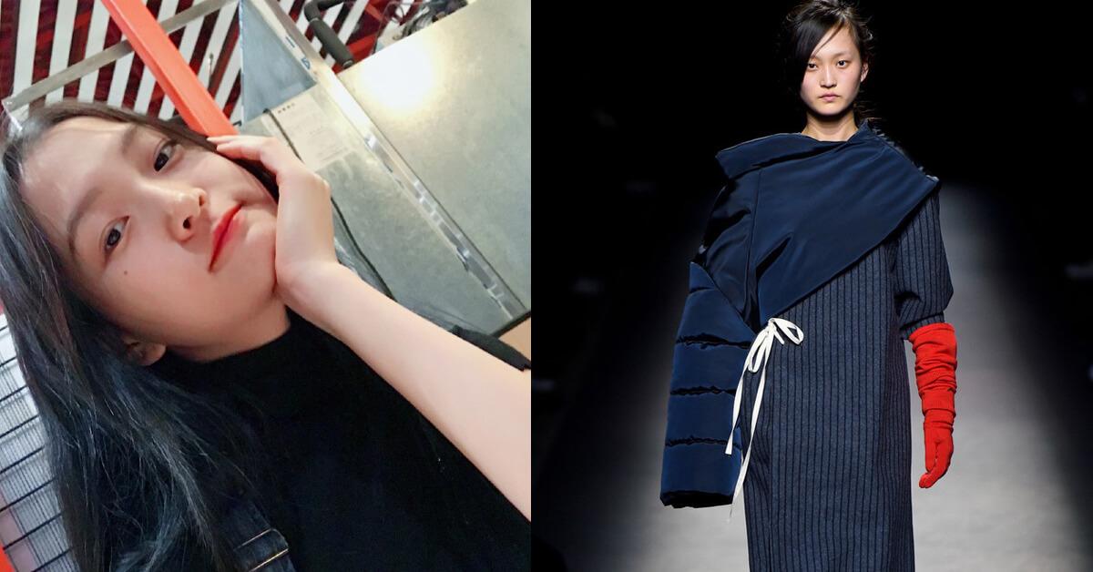 年僅十八歲就成為時尚大牌愛用模特兒,被譽為劉雯第二的新生代超模—王新宇