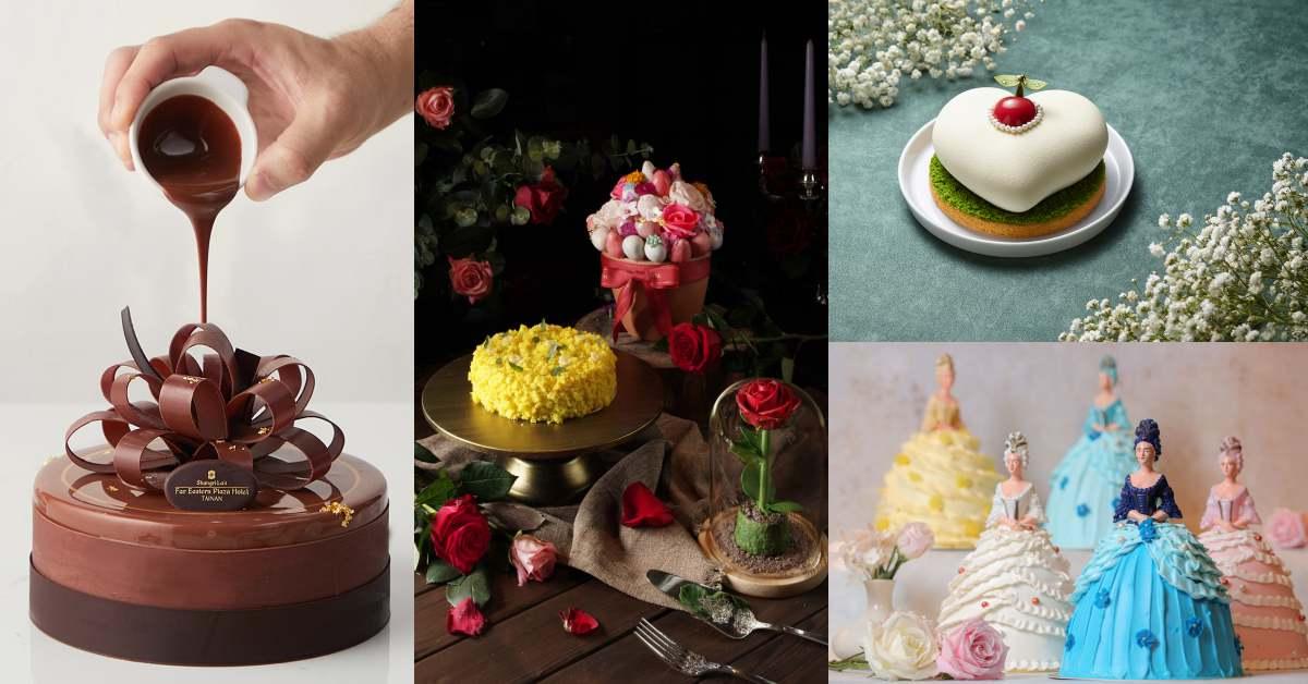 """2021母親節蛋糕""""飯店級""""推薦17款!君品旗袍造型很優雅,文華東方好吃也好看"""