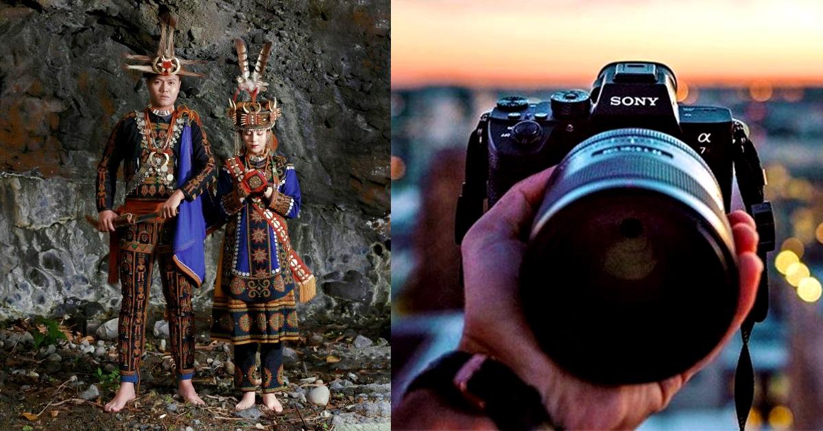 擊敗19萬組作品入圍全球前20名!Sony攝影獎台灣鍾亞庭《傳承》,網友封:「最美婚紗照!」