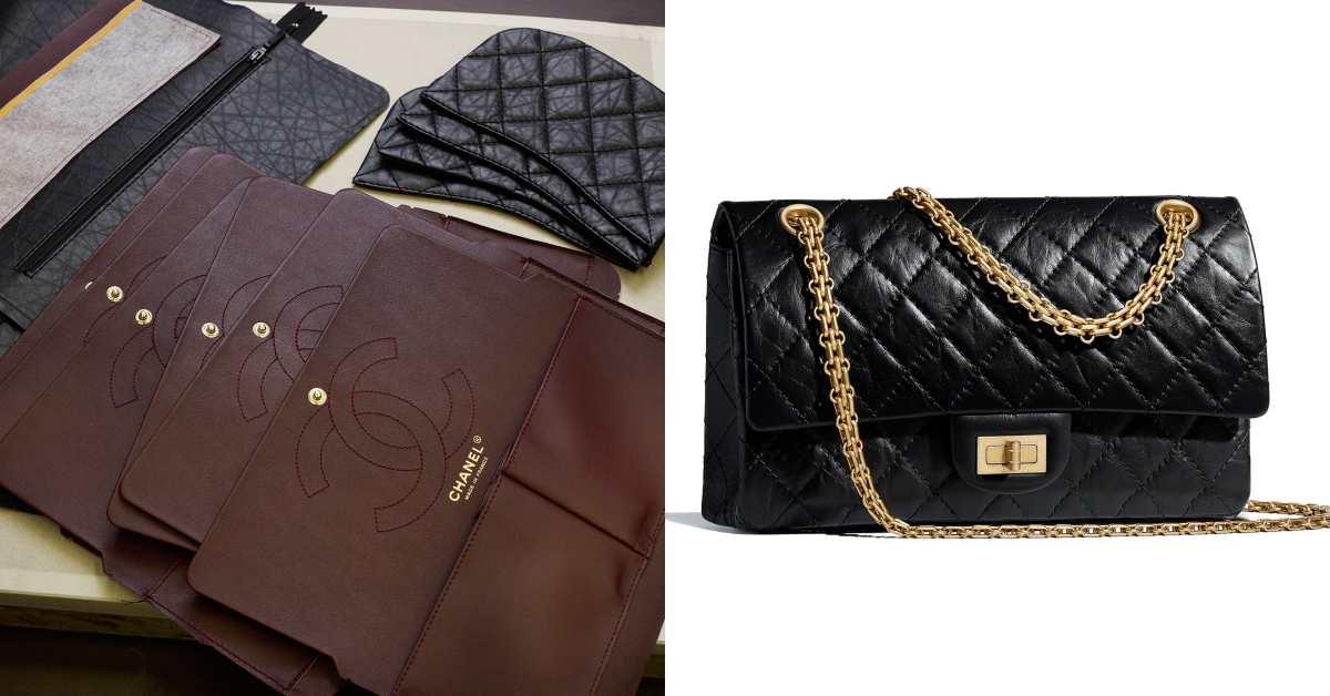 歷時15個小時以上的製作!解密 Chanel經典2.55包,背後藏著香奈兒女士一生的故事