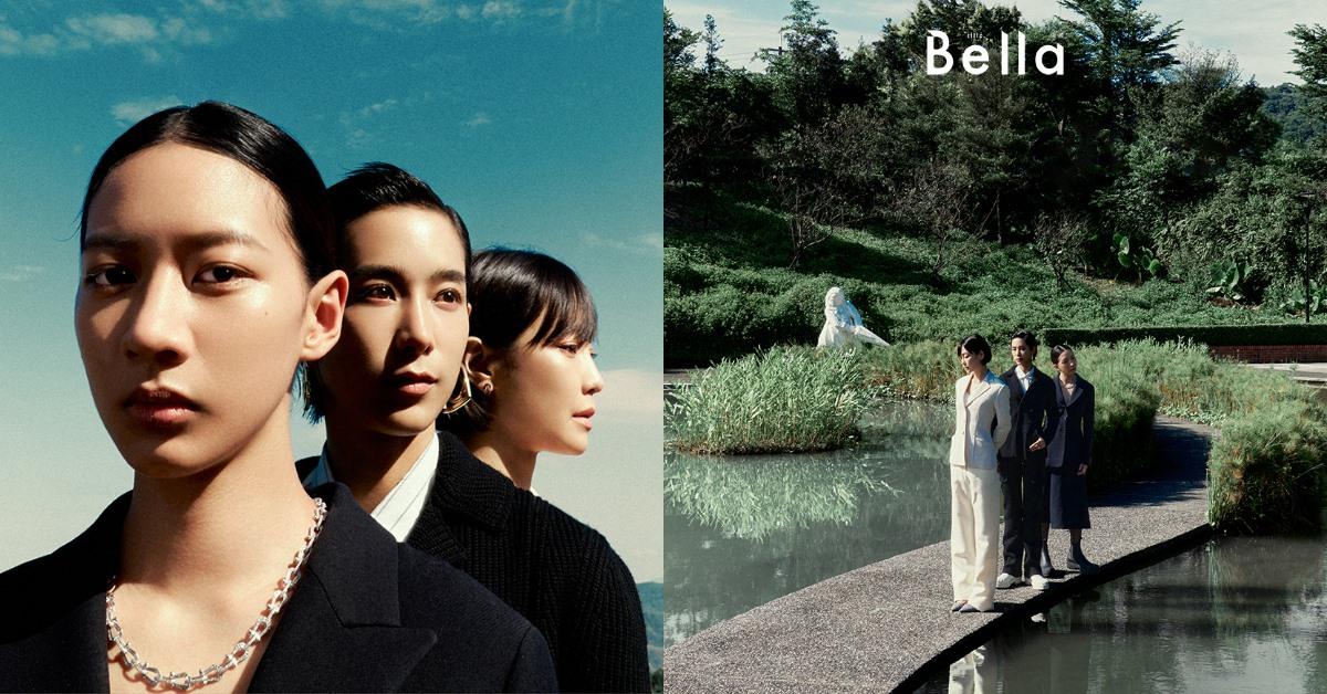【封面人物】陳妤、温貞菱、謝欣穎,台灣戲劇的未來由她們繼續撰寫
