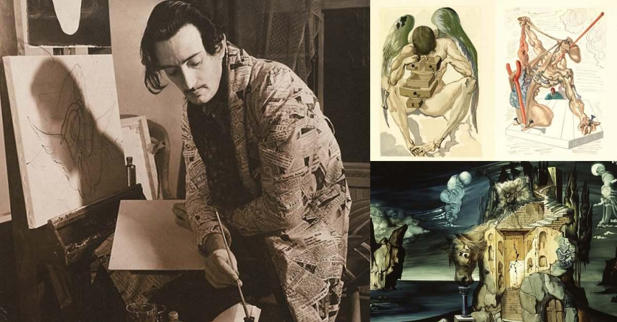 2021下半年展覽推薦「天才達利展」!西班牙超現實主義藝術家破26億百件真跡 ,必看亮點大公開!