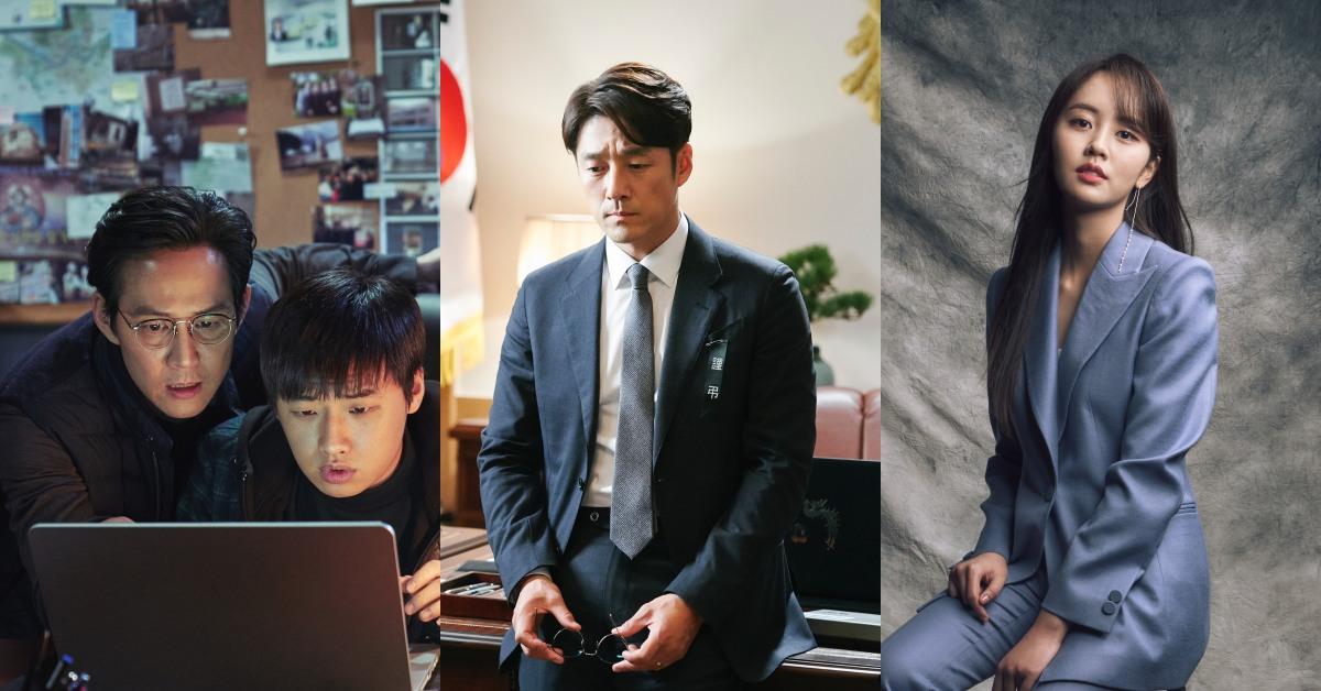 Netflix 6部超強韓劇接棒登場!李政宰、李昇基、池珍熙、新慜娥黃金卡司令人期待