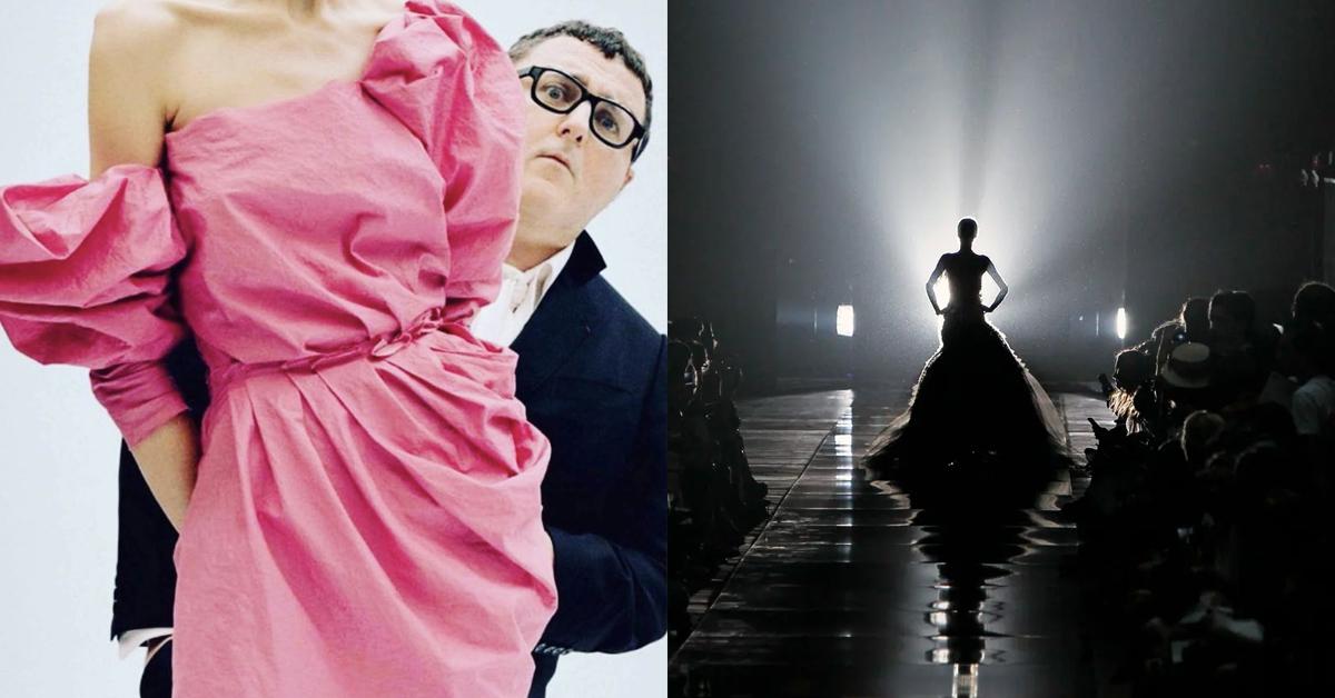 【克編雜記】浪凡前設計師Alber Elbaz逝世有感:與其向潮流擁抱,「時尚」應該要有一點距離感