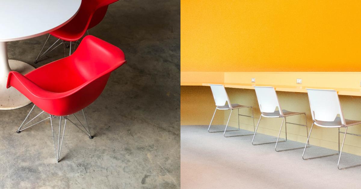 辦公室配色善用「色彩心理學」!「白色」竟容易讓員工出包,多種植「綠色」植物可使員工上升15%生產力?