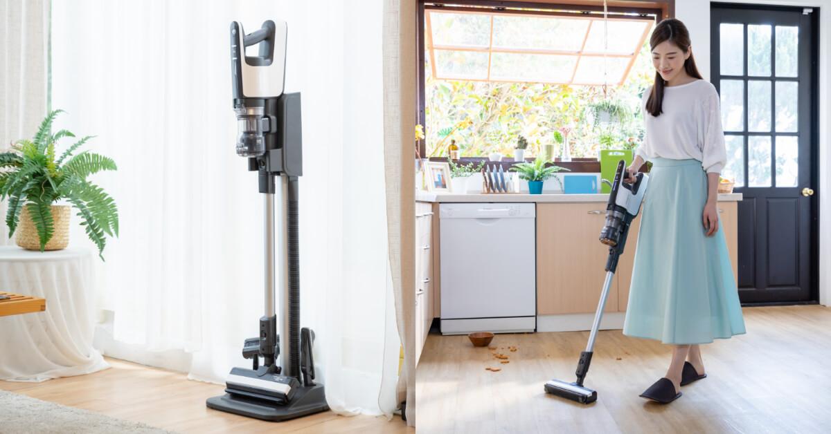 聰明打掃就靠「這個」,簡單方便又時髦的小家電,讓你打掃也能很時尚!