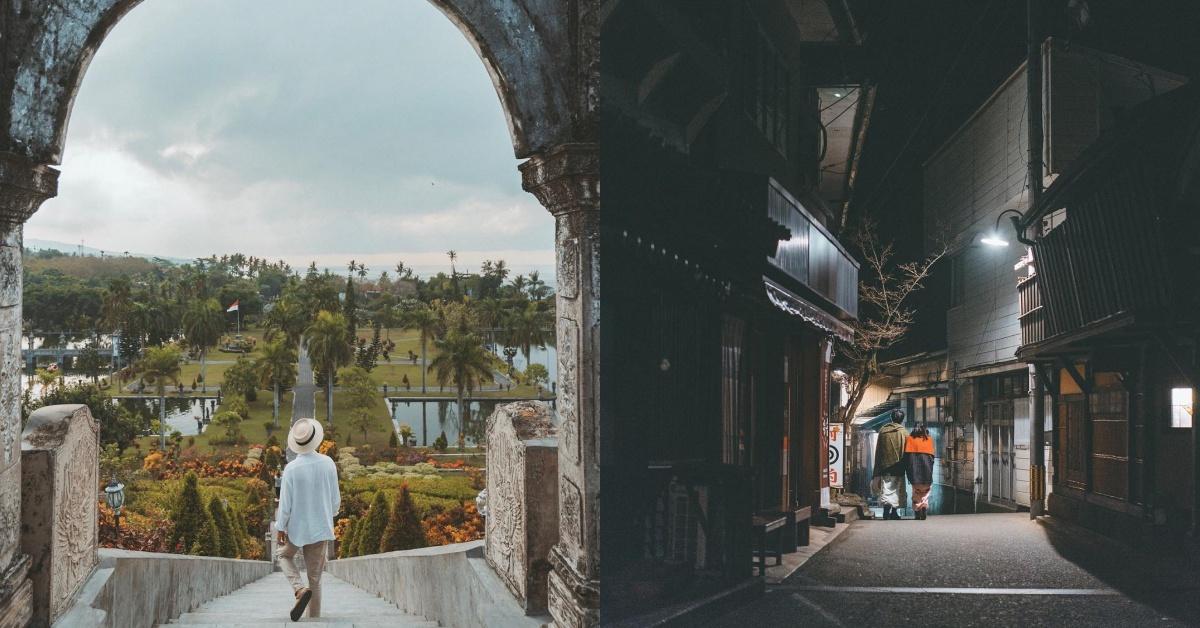 真的不是電影劇照!跟著韓國攝影師的絕美視角,重新造訪這5大旅遊勝地