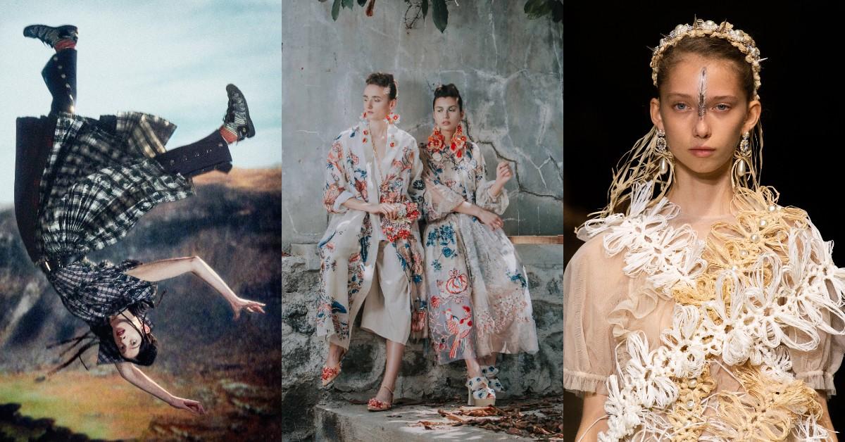 看膩滿街的韓系風格?這4個來自不同國家的設計師品牌讓你看見不一樣的時尚