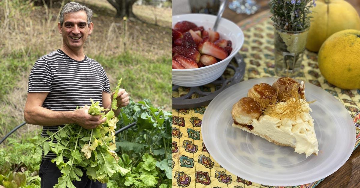【愛麗絲悠遊世界】回歸純樸自然 Willow Vale Cooking 上山拜藝與國際名廚學料理