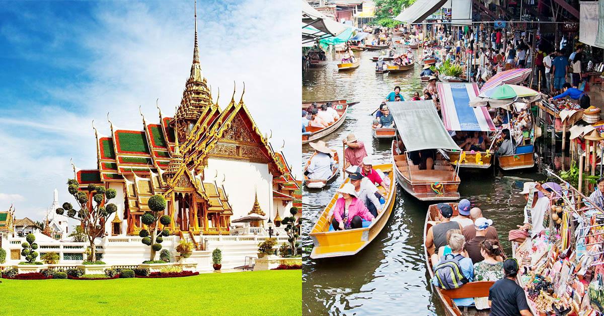 泰國落地簽免費!佛心現省兩千元~曼谷五天四夜攻略!恰圖恰、佛寺、大城遺址通通不放過