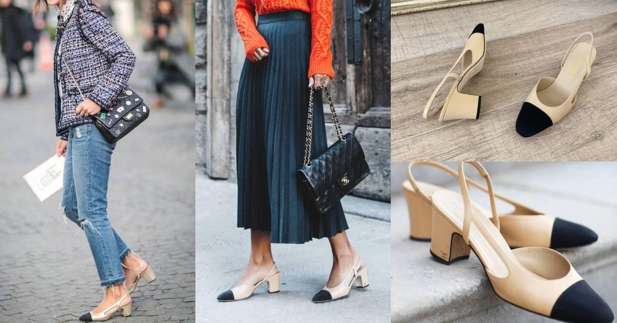 【10Why個為什麼】63年後依然熱賣!「新時代的仙杜瑞拉」Chanel雙色鞋為何歷久不衰?