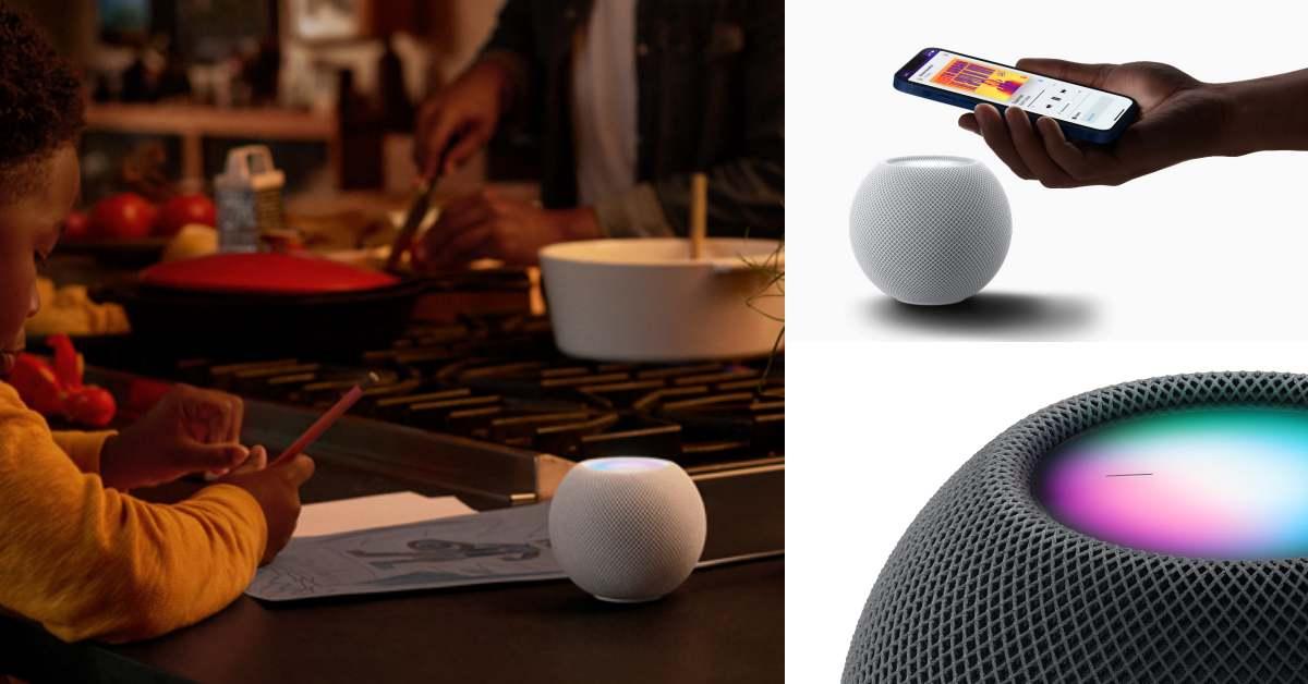 Apple HomePod mini準備開賣!5大「懶人包」告訴你,3000元值得買嗎?