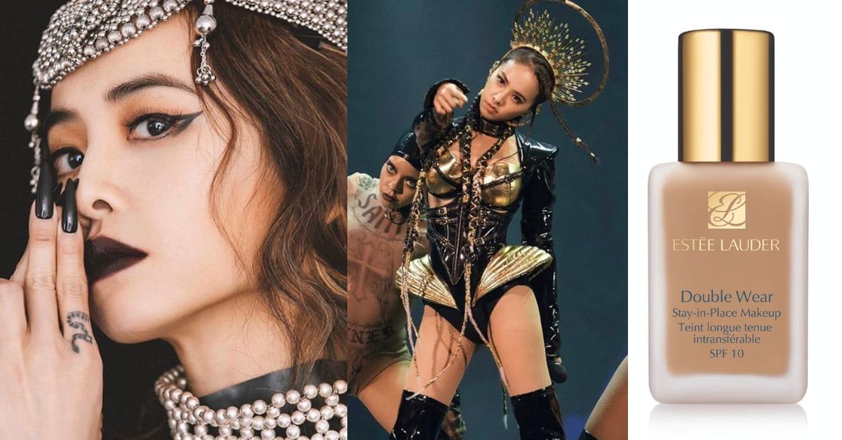 蔡依林演唱會爆汗熱舞「整晚不脫妝」?超防水底妝原來是網推爆的「這個」