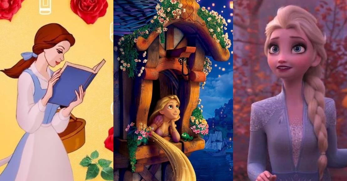 原來我們都有「公主病」?從7個迪士尼公主角色,找出你潛在的人格特質