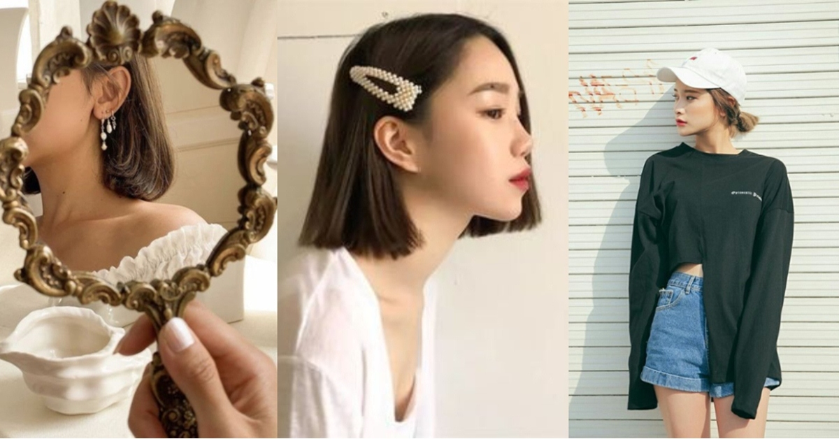 一份給短髮女孩的配件清單!用這 5 種簡單配件營造個人風格,請跳脫平常的思維吧!