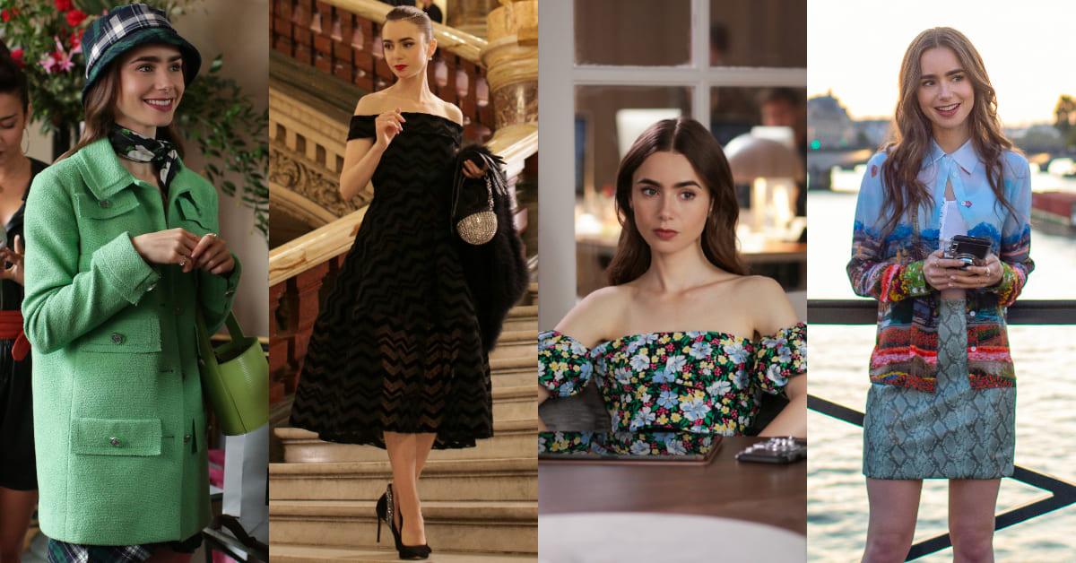 《穿著Prada的惡魔》巴黎版!同樣團隊打造Netflix《艾蜜莉在巴黎》,莉莉柯林斯如奧黛麗赫本分身