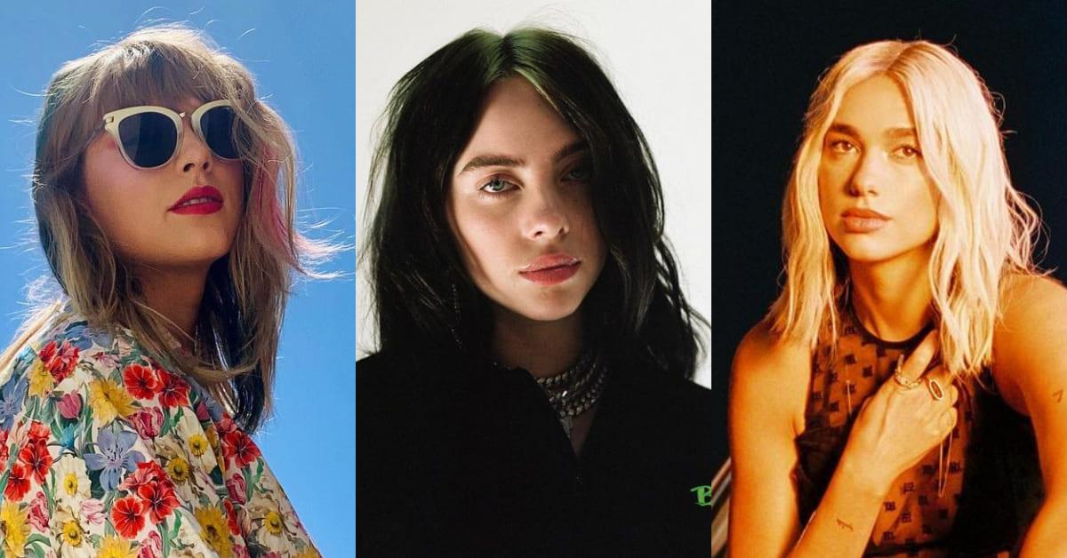 Spotify 2020全球音樂榜單出爐!怪奇比莉拿下「最多播放」女歌手,最夯歌曲竟是與葛萊美鬧翻的他