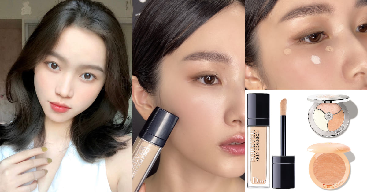 裸妝已經不夠看!Dcard網友熱議抗夏3步驟「美肌感3%妝」,不需粉底膚質好到會發光