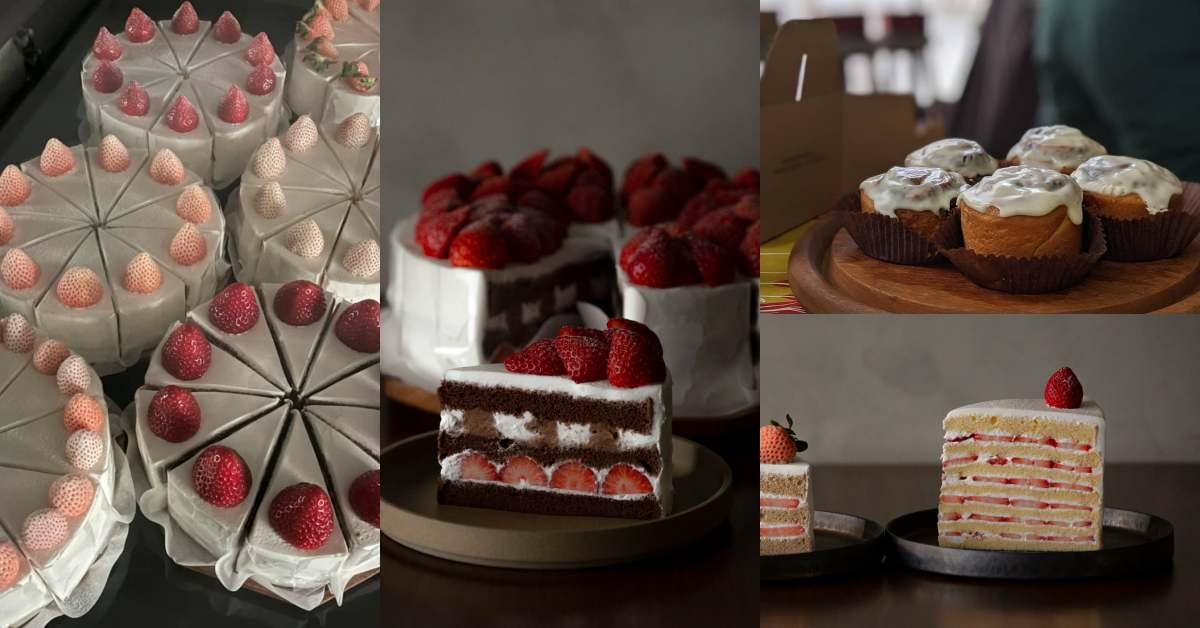台南甜點內行人推薦Top10!「貳林」水果蛋糕一吃難忘,「法國鬍子甜點店」一咬感覺像是到南法