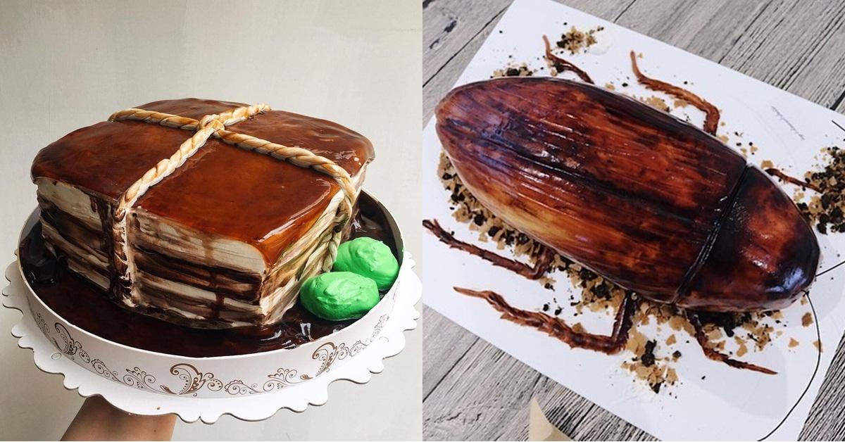 誰說生日一定要溫馨?盤點5家惡搞系客製化蛋糕,包你過一個難忘生日!