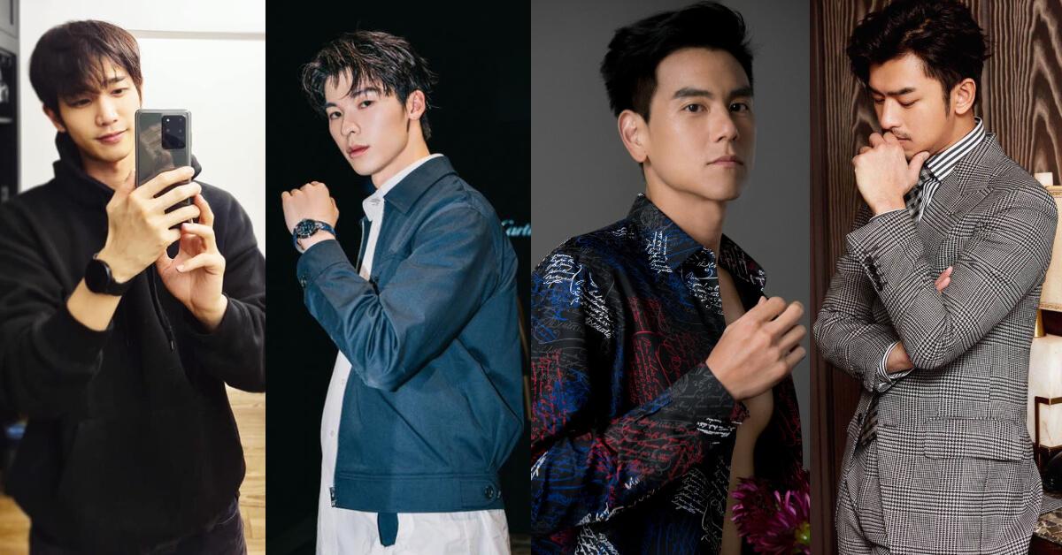 韓國人最愛台灣男藝人TOP 10,許光漢竟然贏過彭于晏,第一名不意外是「他」