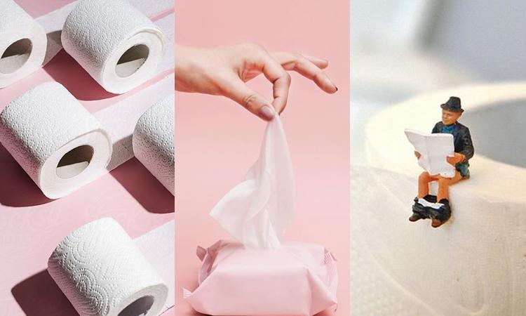 女生用「濕紙巾」上廁所細菌全留住?醫生曝「7大私密處」易感染行為,大號完用這方式擦最安心