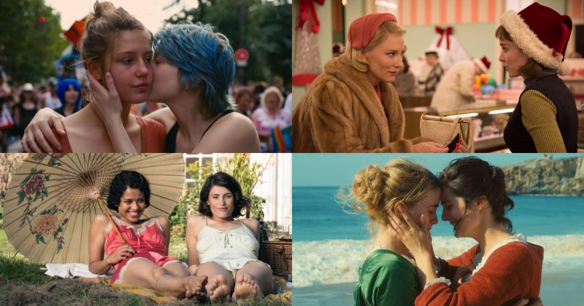 《戀夏時光》浪漫女女戀扣人心弦!《藍色是最溫暖的顏色》、《因為愛你》…盤點4部經典女同志愛情電影
