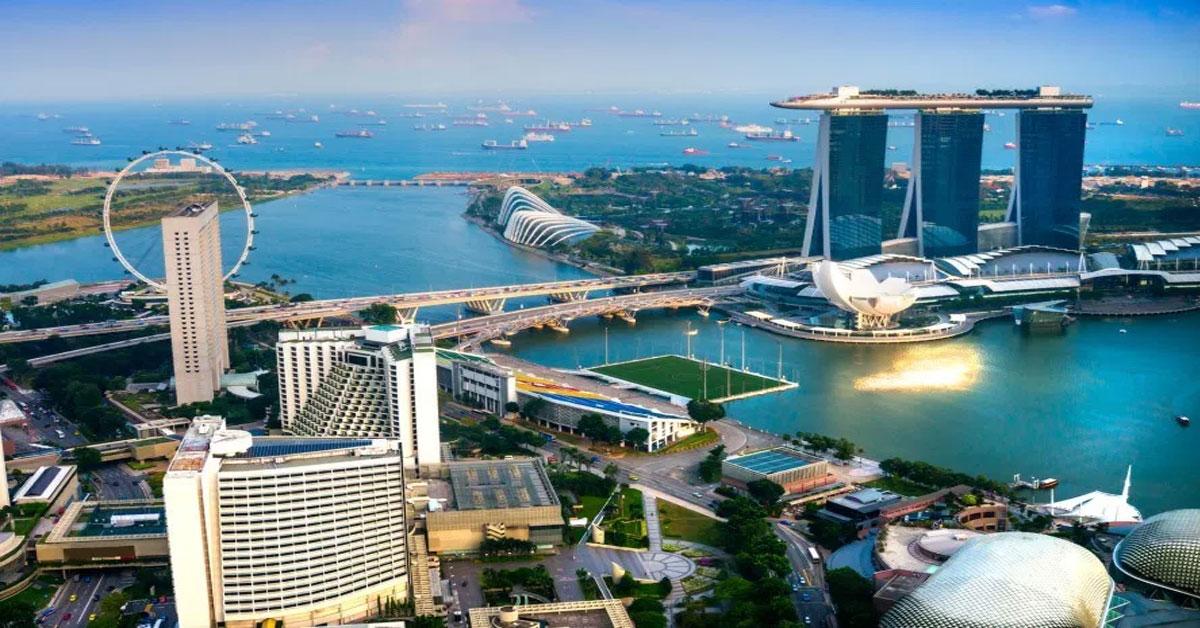 新加坡四天三夜懶人包 玩遍濱海灣、聖淘沙、小印度區