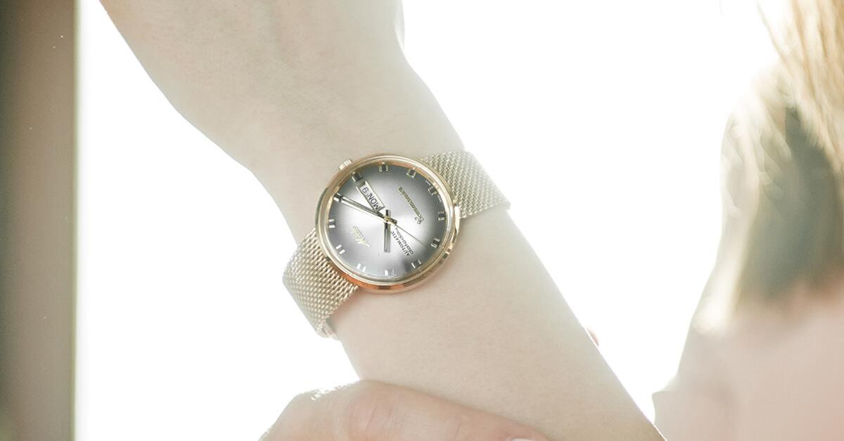 小資女的第一隻名錶怎麼買?這六大「5萬以下」入門錶,你也買得起!