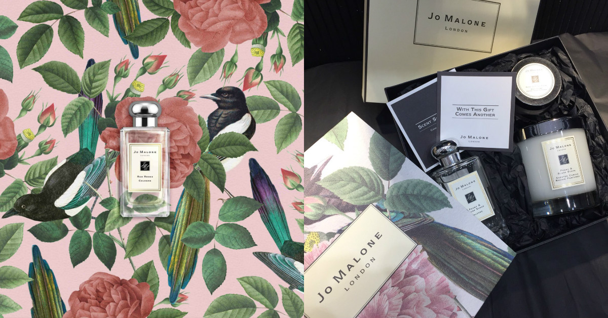 Jo Malone以「牡丹喜鵲」作為祝福,推出古典浪漫的七夕限定,你怎能不收藏?