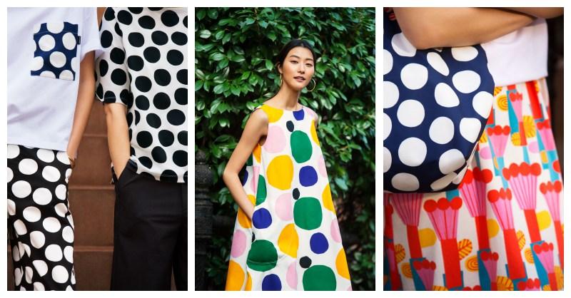 北歐風格平價入手!Uniqlo 與 Marimekko 聯手創造印花文青風!