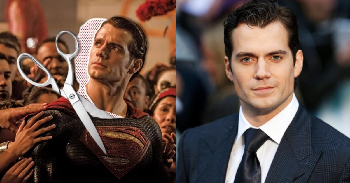 DC世界大變動,超人即將換人演?盤點「亨利卡維爾」最令人發花癡的帥氣Moment