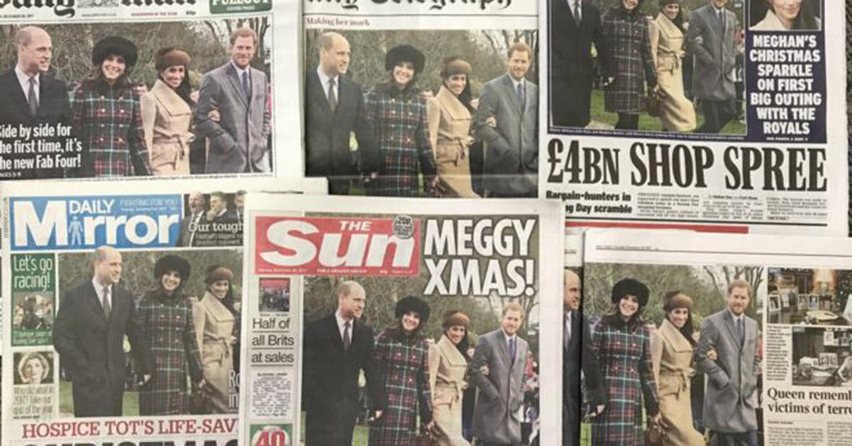 兩百名攝影記者卻比不上路人用iPhone拍的照片?英國媽媽意外拍出六大報社選用的英國皇室頭版照片