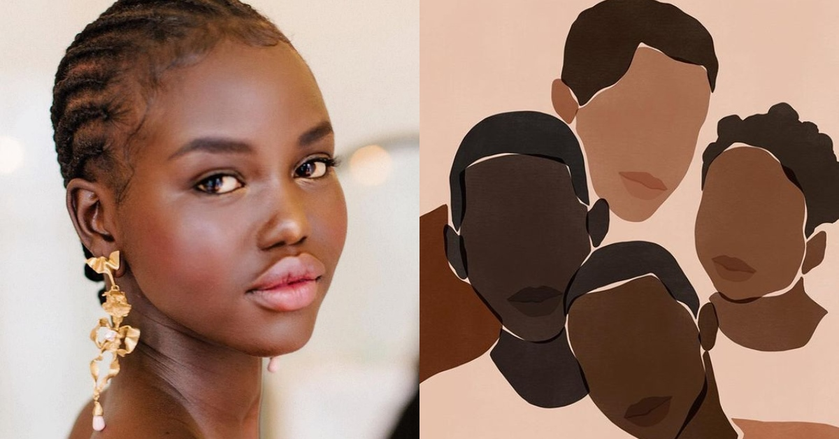種族歧視議題延燒!全球時尚圈正興起「非裔」勢力,蘇丹難民變身超級名模