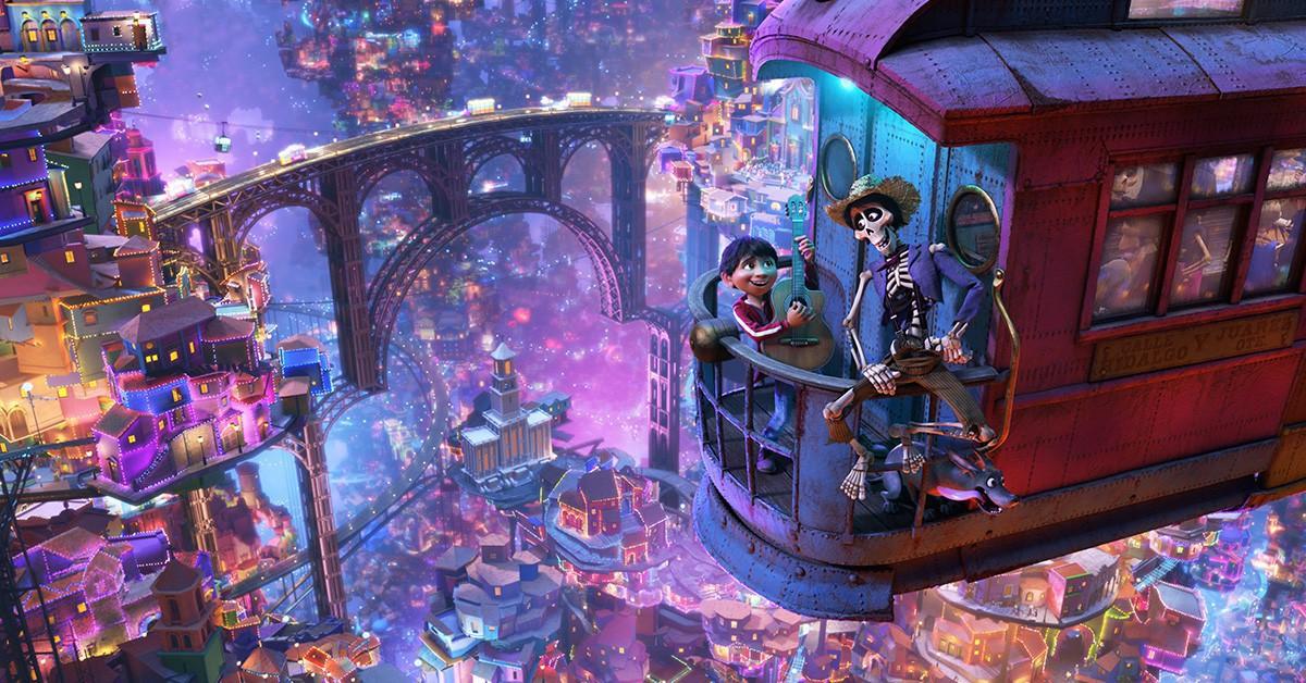 《玩具總動員》團隊新作!《可可夜總會》享受音樂與色彩的無限魅力