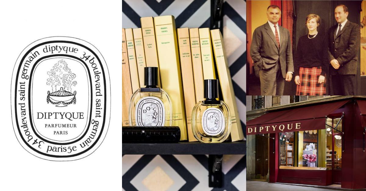 【妝同學上課6】第一款「無性別香水」來自Diptyque!揭開60年香氛秘密,親生父母竟然是門外漢?