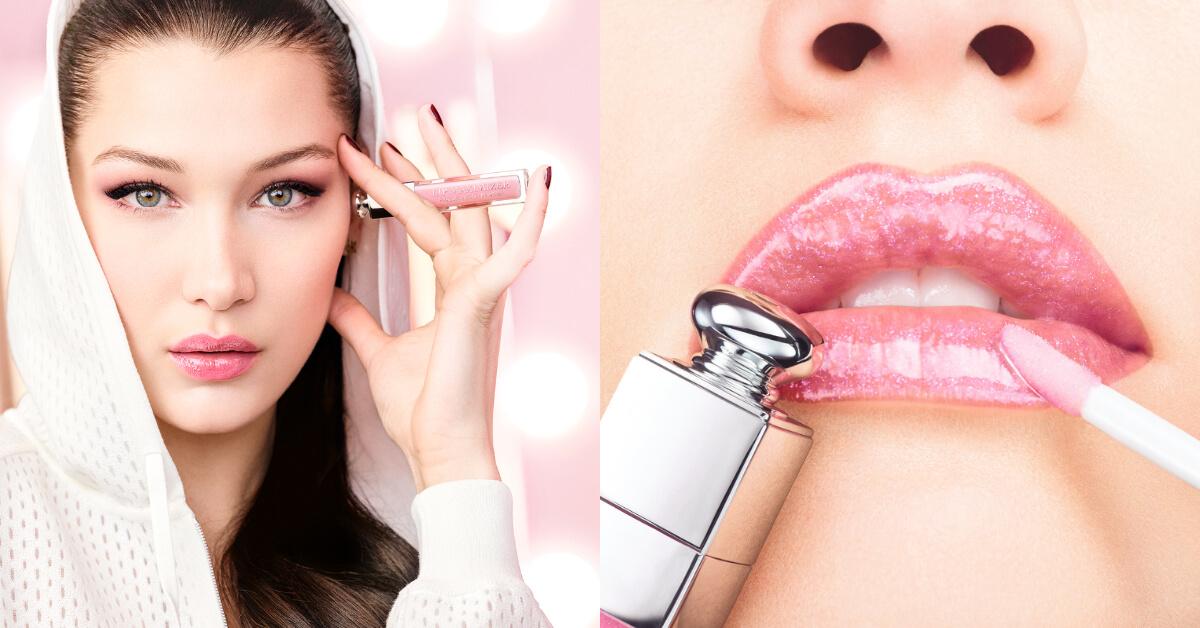 Dior超熱賣粉漾潤唇膏推雙色夾心版!全新七色通通包回家