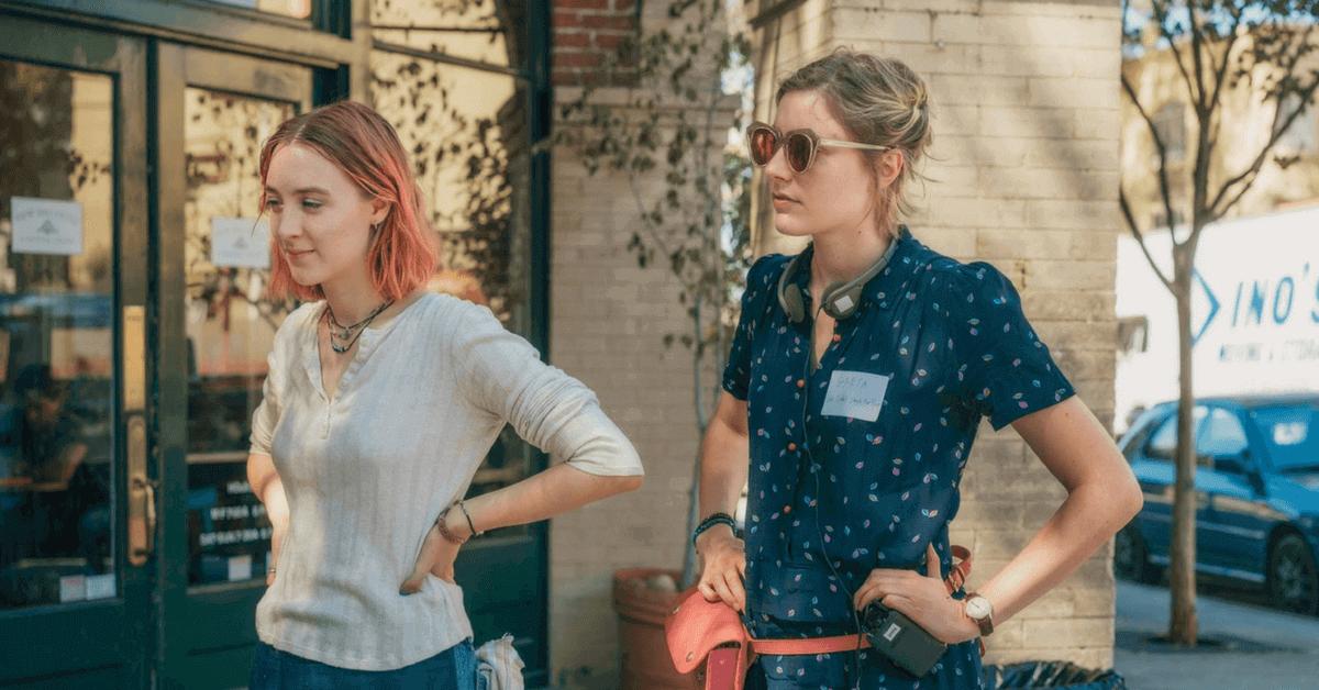 《Lady Bird》敏感而美麗的喜劇,妳我似曾相識的青澀年華 奪紐約影評人最佳影片,創爛番茄紀錄零負評!