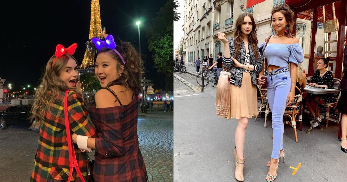 《艾蜜莉在巴黎》女配角Mindy能歌善舞!韓裔身份硬講中文,還演出過《Mamma Mia!》
