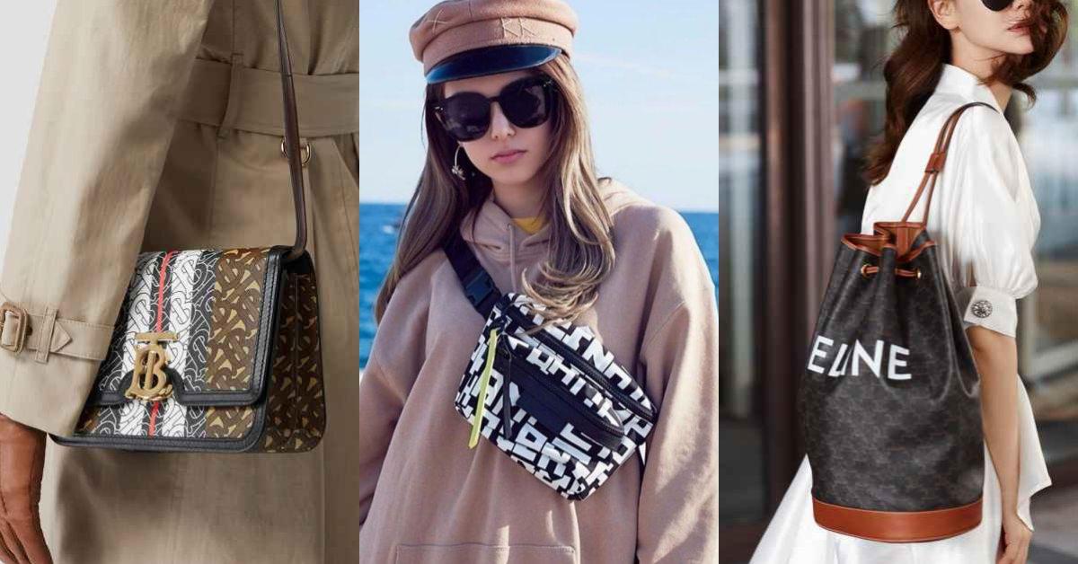 2019年除了LV、Dior帶起老花包風潮外!這3個「新老花」品牌你也不能錯過