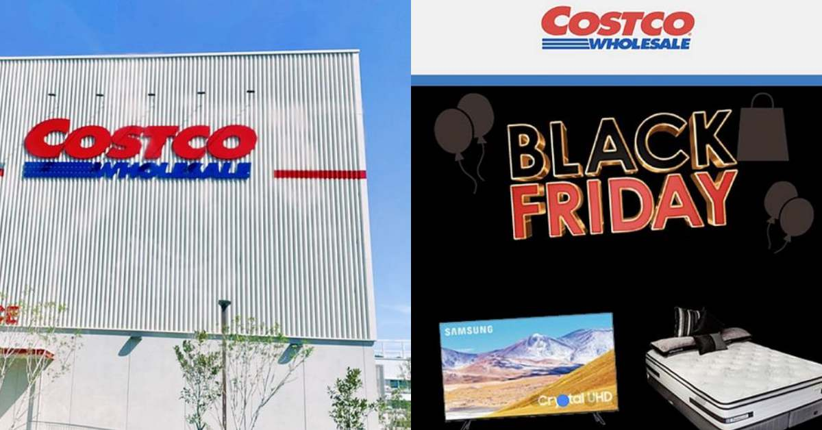 Costco黑色購物節開跑!「7大必買商品」一次看,82吋電視下殺75折,就連黃金也特價!