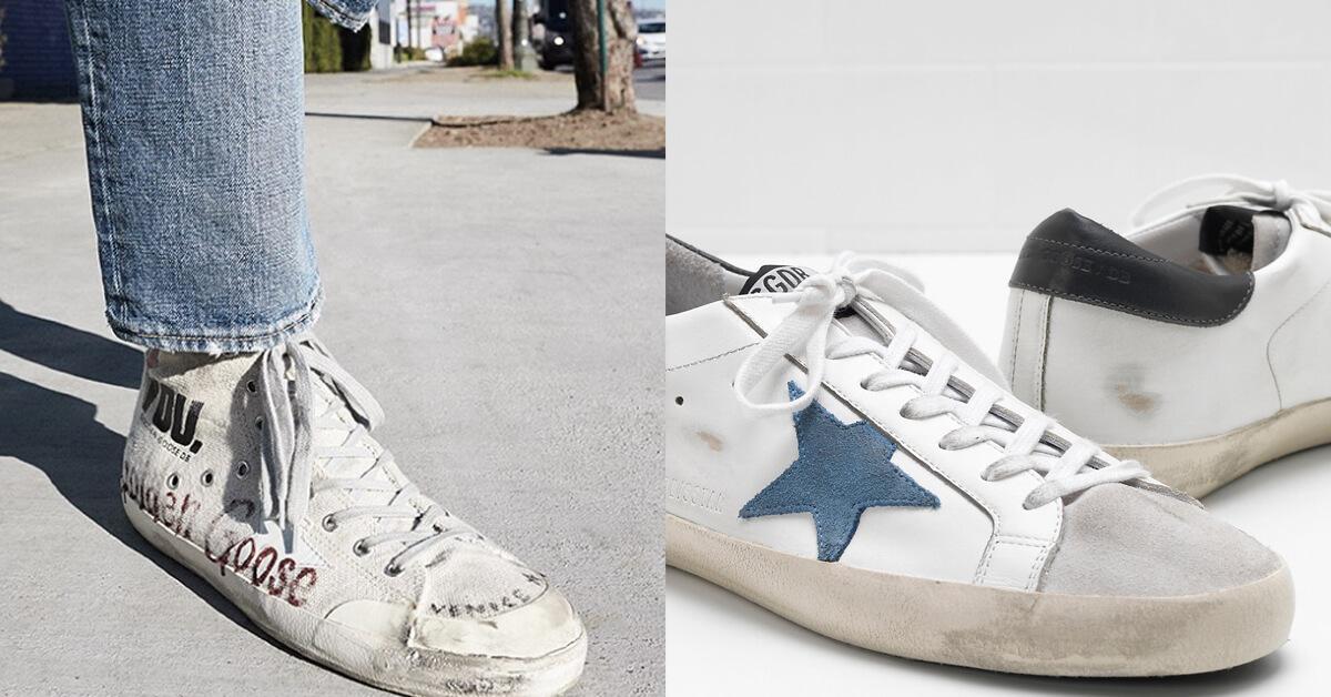 宋仲基、Jessica、木村拓哉、裘德洛等明星都愛穿的「髒鞋」,台北也買得到!