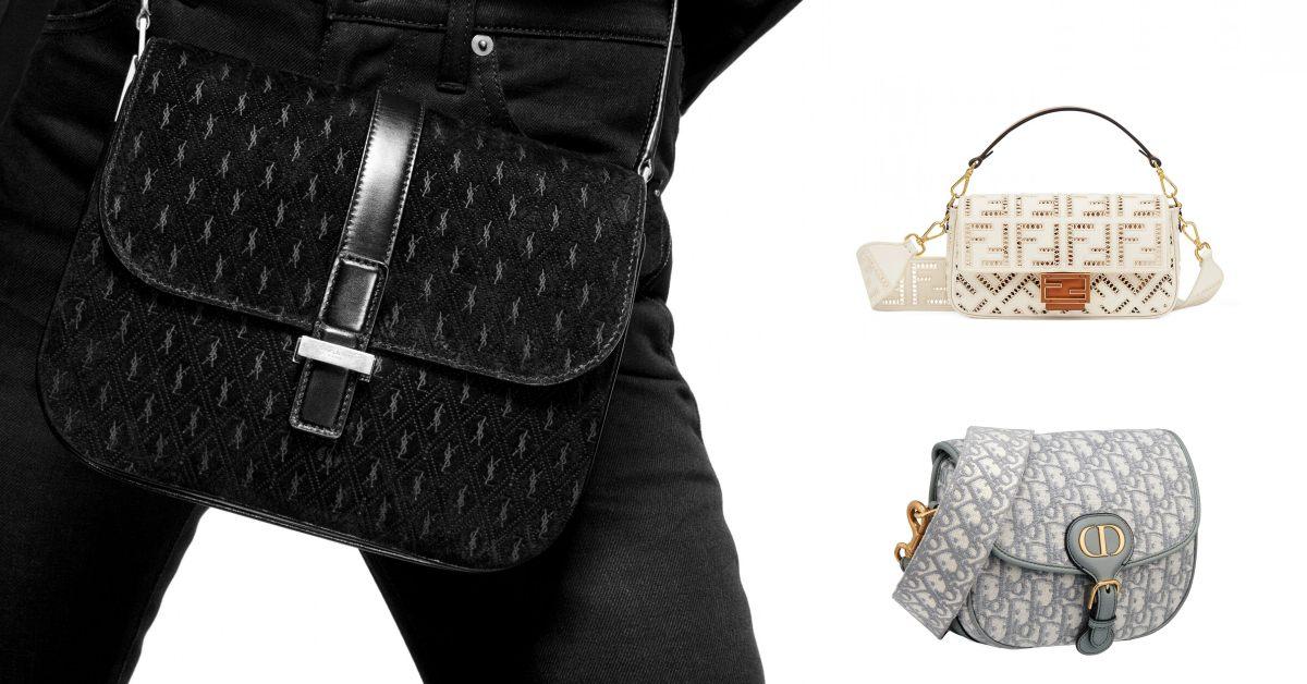 2021老花包推薦Top 10!LV、Dior、YSL、Loewe.....Celine這款包IG討論最高點